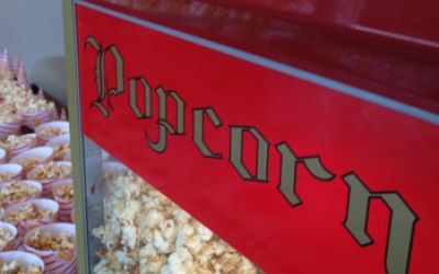 Traditional Popcorn machine