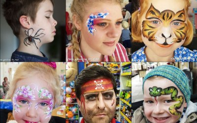 Face Painting by Ewa 2