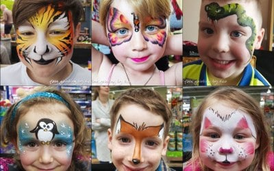 Face Painting by Ewa 4