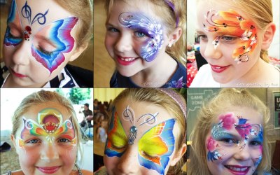 Face Painting by Ewa 1
