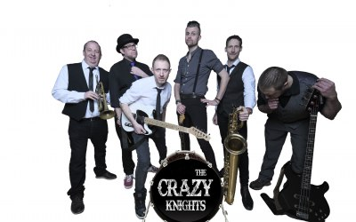The Crazy Knights Party Band 4