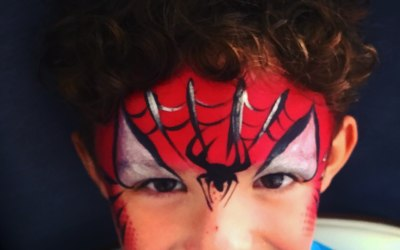 Manchester Face Painting  4