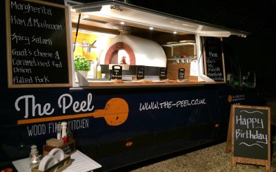 The Peel: Wood Fired Kitchen 4