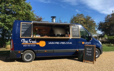 The Peel: Wood Fired Kitchen 1