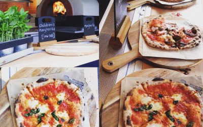 The Peel: Wood Fired Kitchen