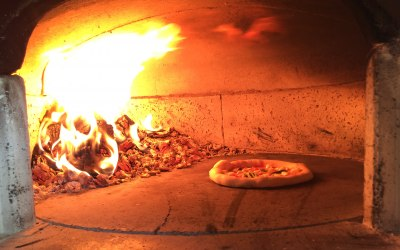 The Peel: Wood Fired Kitchen 5