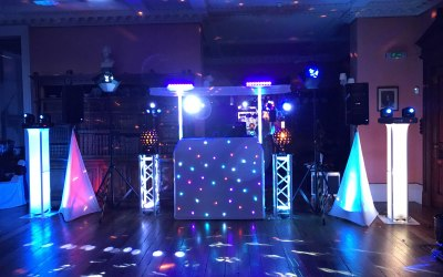 TRAX White Wedding Package 2