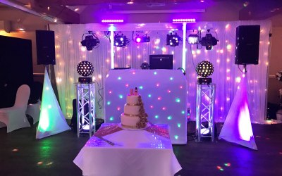 TRAX White Wedding Package 1