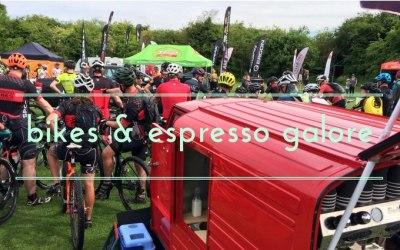 cycling coffee