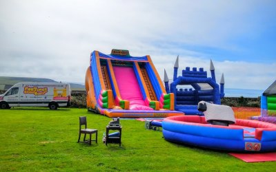 Fun Times Bouncy Castle 5