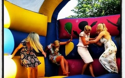 Fun Times Bouncy Castle 4