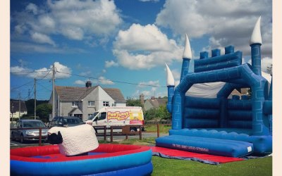 Fun Times Bouncy Castle 3