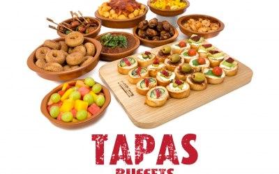 Tapas Buffet Catering