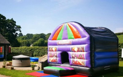 Disco Dome Hire Monmouthshire 2