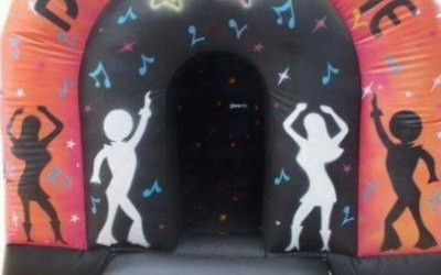 Disco Dome Hire Monmouthshire 1