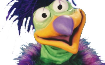 Benny the Bird!