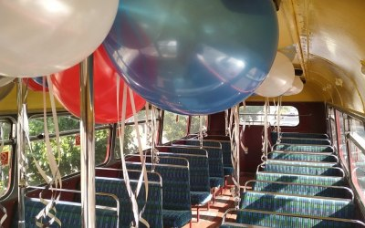 Routemaster Party Bus