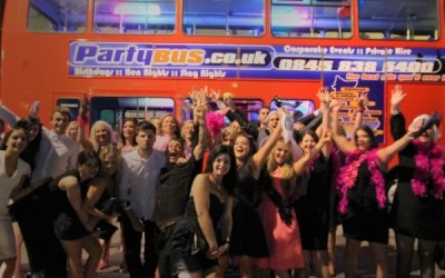 Party Bus - London 3