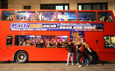 Party Bus - London 4