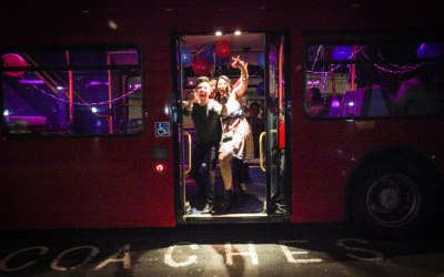 Party Bus - London 6