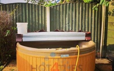 Hire a hot tub
