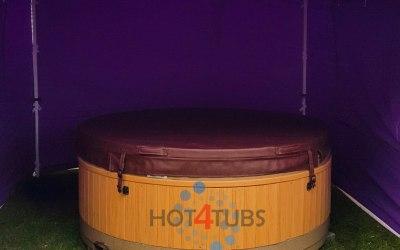hot tub hire leeds