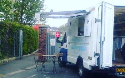 Just Love Nibbles mobile food van