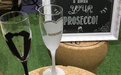 Prosecco & Pimms Cocktail Bike