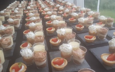 One Time Catering