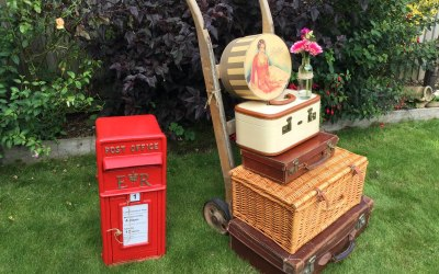Postbox to hire