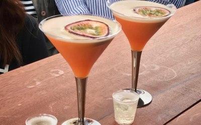 Horse Trailer Cocktail Bar