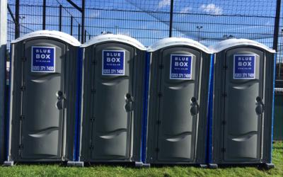 Portable Toilet Exhibition : Blue box hire portable toilets bromley