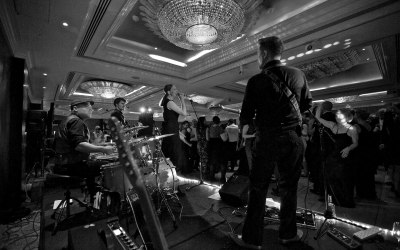 Live band, event band london hire a band