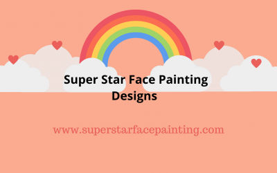 Super Star Face Painting Designs 1