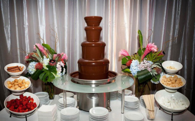 Chocolate Fountain Birmingham 1