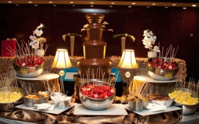 Chocolate Fountain Birmingham 4