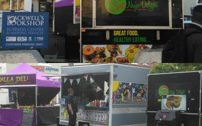 Our Mobile Catering Trailer