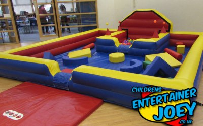 Soft Play Surround Arena Party Packages