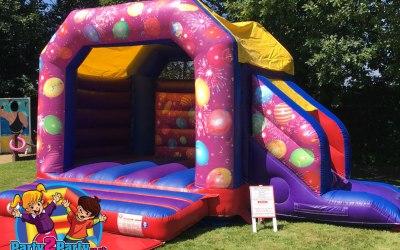 Celebrations Bouncy Castle Combo