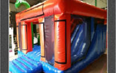 bouncy castle activity centre