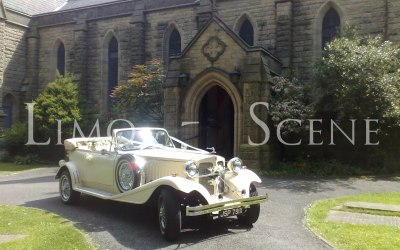 Limo-Scene & Wedding Cars 9