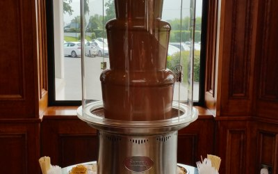 Chocolate Fountains W.P.M. 4