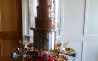 Chocolate Fountains Weddings Parties & More
