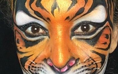 Sandra Face Painter 8