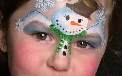 Sandra Face Painter 1
