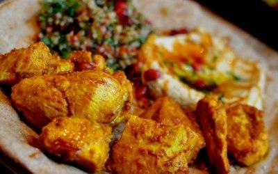 Chicken taook