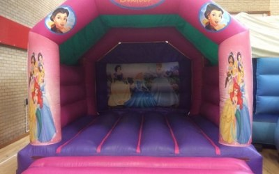12 x 15ft Princess Castle