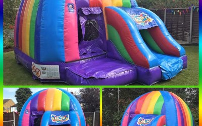 BJ's Bouncy Castles 7