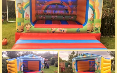 BJ's Bouncy Castles 6