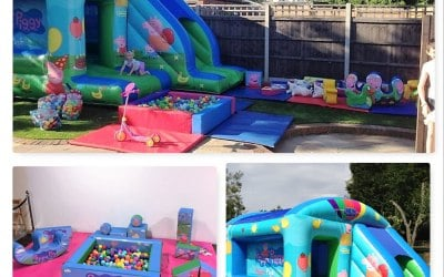 BJ's Bouncy Castles 5